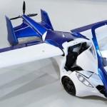 Masina zburatoare Aeromobil 3 este capabila sa parcuga 750 km in zbor