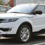 Masini chinezesti - Landwind X7