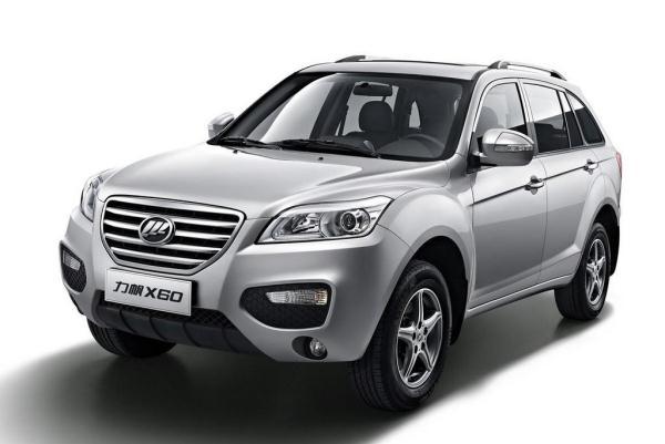 Masini chinezesti - Lifan X60