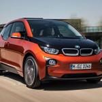 Masini electrice BMW i3
