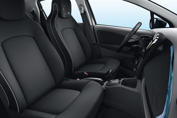Masini electrice Renault Zoe interior