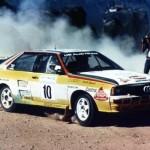 Masini germane - Audi Quattro