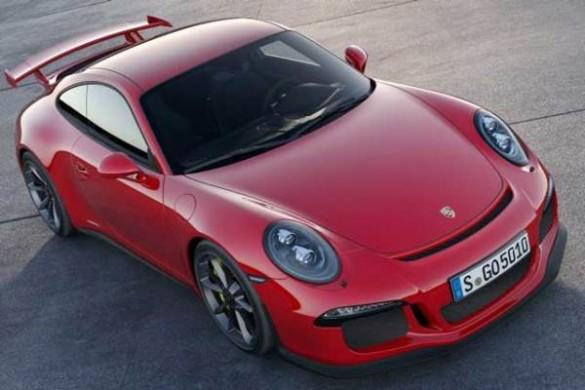 Masini germane - Porsche 911