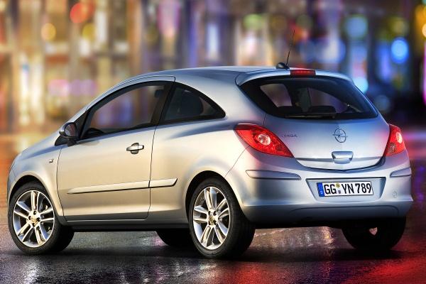 Masini ieftine Opel Corsa