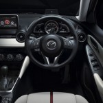 Mazda 2 2014 interior