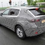 Mazda 3 2013 spate