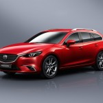 Mazda 6 2015 facelift break