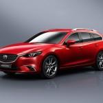 Mazda 6 2015 facelift break