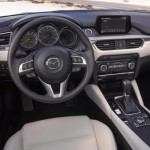 Mazda 6 2015 facelift break interior consola centrala