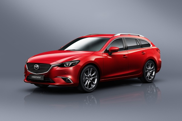 mazda 6 2015 facelift tractiune integrala si alte noutati. Black Bedroom Furniture Sets. Home Design Ideas