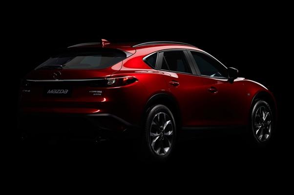 Mazda CX-4 2016 spate