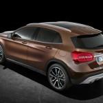 Mercedes-Benz GLA spate