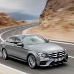 Mercedes E-Class 2016 lateral
