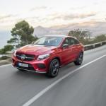 Mercedes GLE Coupe 2015 fata