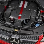 Mercedes GLE Coupe 2015 motor