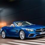 Mercedes SL 2016 facelift