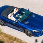 Mercedes SL 2016 facelift general
