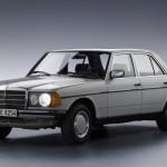 Mercedes-Benz E-Class W123 imagini