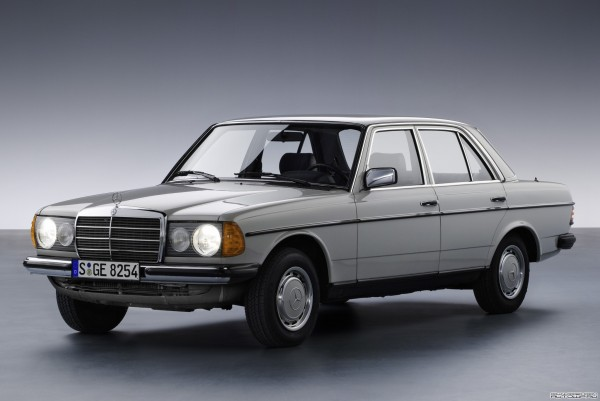 Mercedes-Benz W123 imagini