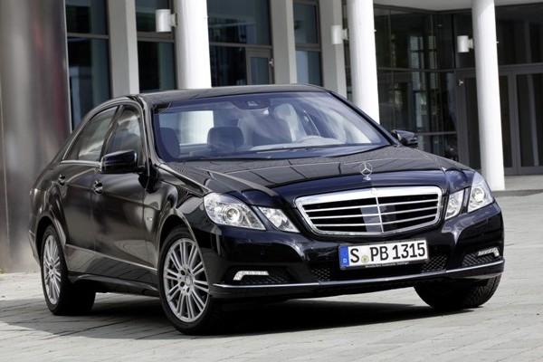 Mercedes E-Class W212 foto imagini