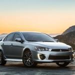 Mitsubishi Lancer 2016 facelift