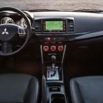 Mitsubishi Lancer 2016 facelift interior