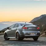 Mitsubishi Lancer 2016 facelift spate foto