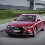 Modele noi 2017 - Audi A8 2017