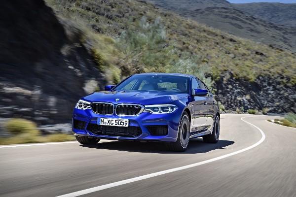 Modele noi 2017 - BMW M5 2017