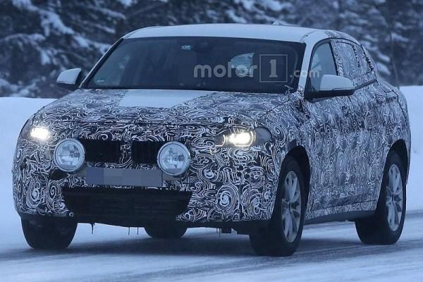 Modele noi BMW in 2017 - noul BMW X2