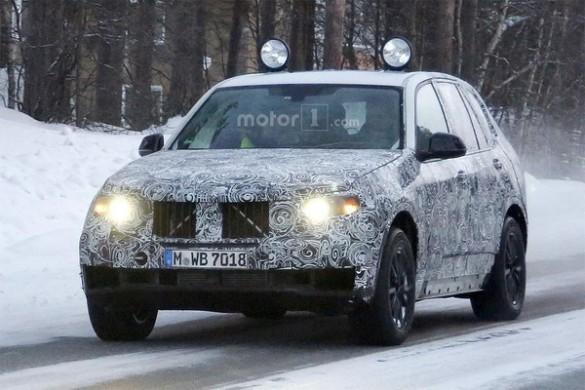 Modele noi BMW in 2017 - noul BMW X5
