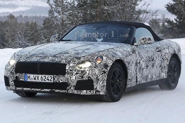 Modele noi BMW in 2017 - noul BMW Z5