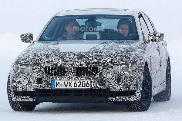 Modele noi BMW in 2017 - noul BMW seria 3