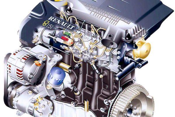 Motoare cu probleme Renault 1.5 DCI