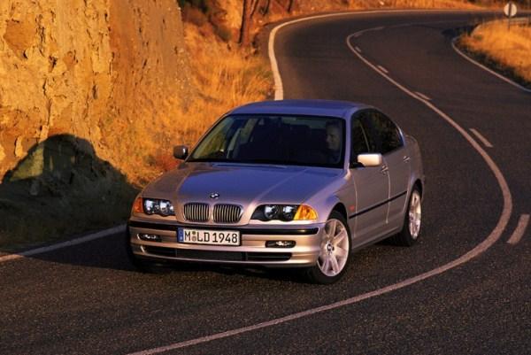 Navigatie BMW seria 3 E46