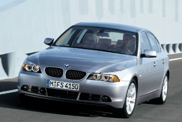 Navigatie BMW seria 5
