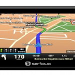 Navigatie Serioux GT500 negru