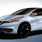 Nissan Qashqai 2 schita Autocar