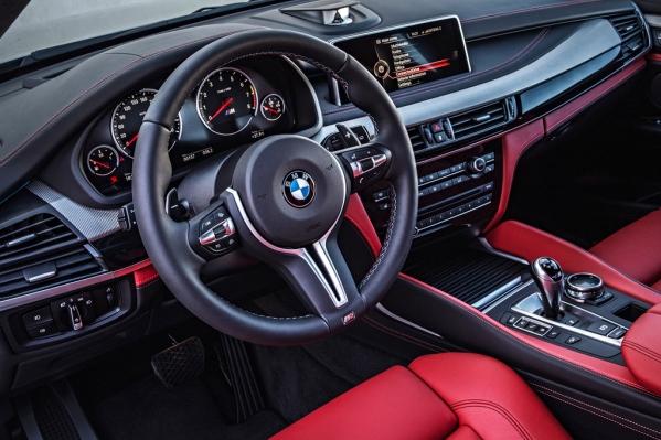 Noile BMW X5 M si BMW X6 M 2014 interior