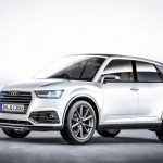 Noile SUV-uri Audi Q1- Autocar.co.uk