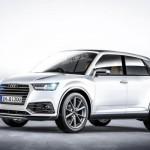 Noile SUV-uri Audi Q1- Autocar.co.uk