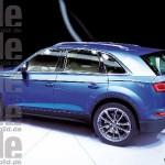 Noile modele Audi 2016 - Audi Q5 spate