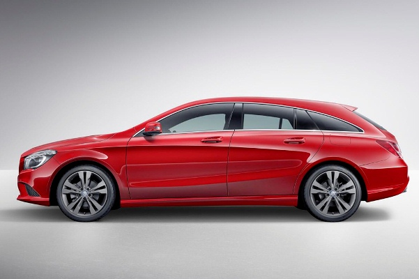 Noile modele Mercedes pentru 2015 - Mercedes CLA Shooting Break