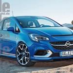 Noile modele Opel - Corsa OPC Autobild