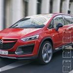 Noile modele Opel - Zafira Autobild