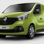 Noile modele Renault - noul Renault Trafic