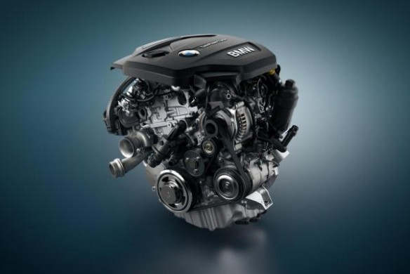 Noile motoare BMW 2015 - 3 cilindri diesel