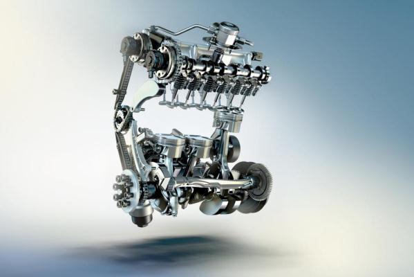 Noile motoare BMW 2015 - 3 cilindri pe benzina