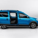 Noua Dacia Dokker Stepway lateral