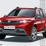 Noua Dacia Duster 2